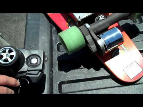 Homemade Electric Skateboard 2