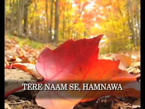 KK latest song - Tere naam se (with lyrics) Music - Vipin Patwa...
