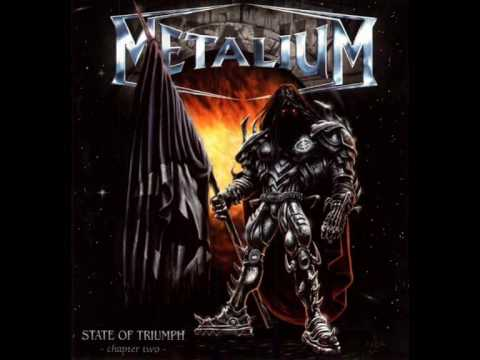 Metalium - Eye Of The Storm