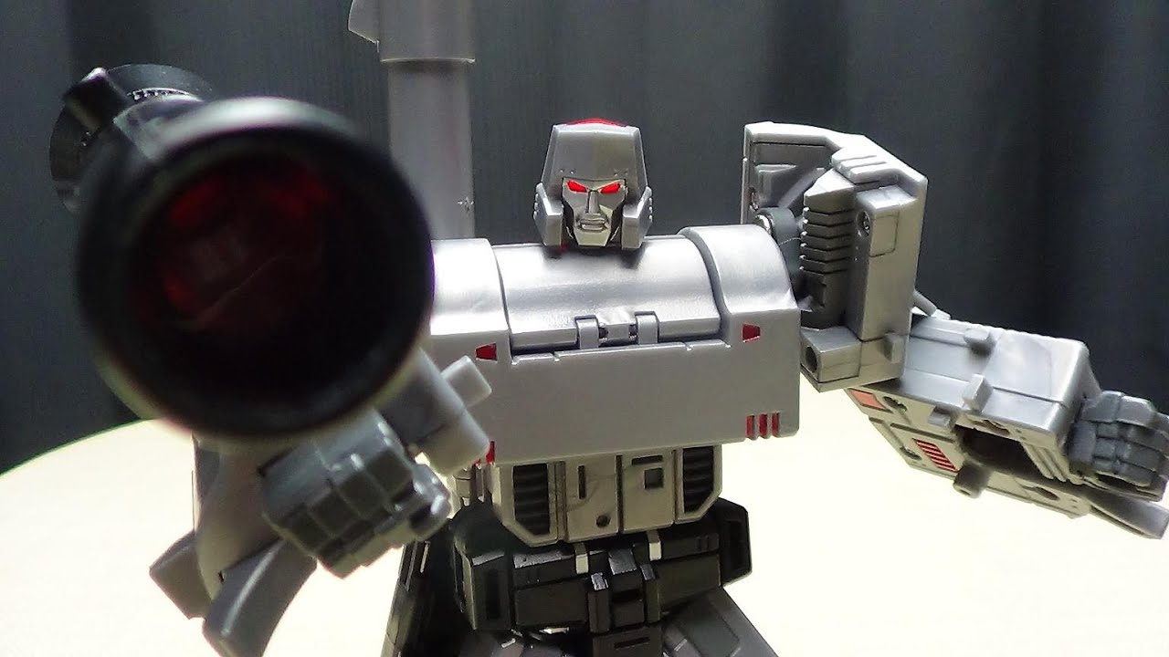 Hegemon Megatron Review Toyworld Hegemon Megatron