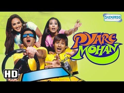Pyare Mohan (HD+Eng Subs) - Hindi Full Movie - Vivek Oberoi, Fardeen Khan, Amrita Rao - Best Movie thumbnail