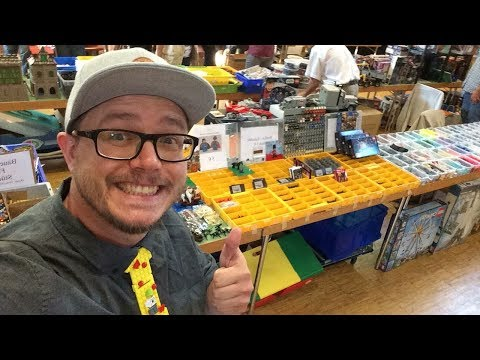 VLOG #6: LEGO Börse Oberhause 16.09.2018