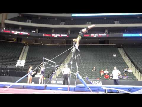Chows, Shawn Johnson Podium Training Bars