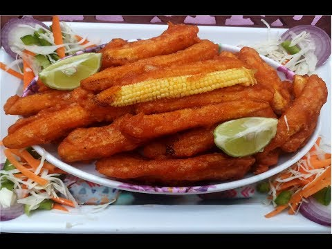 baby corn 65/பேபி கார்ன் 65/Crispy baby corn 65 in tamil/baby corn recipes/ crispy baby corn fry