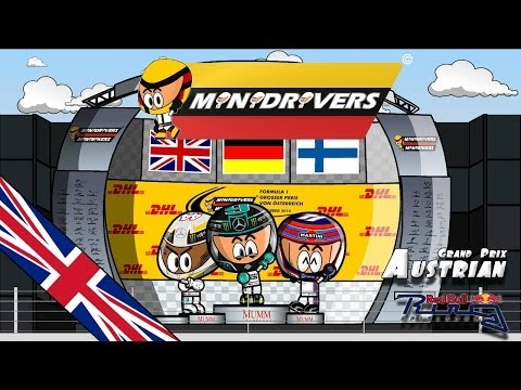 [ENGLISH] MiniDrivers - Chapter 6x08 - 2014 Austrian Grand Prix