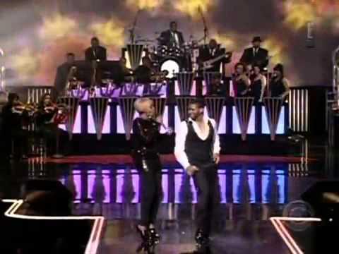Mary J. Blige & Usher Performing Aretha & Stevie Classics! video