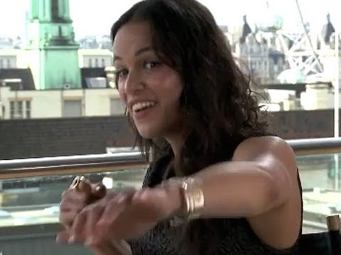 Interview with Michelle Rodriguez for Fast and Furious 6 Music Videos
