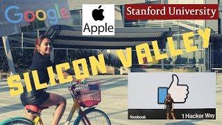 THE SILICON VALLEY TOUR!! (Facebook, Google, Stanford, Apple)   Lourdirene Ceniza