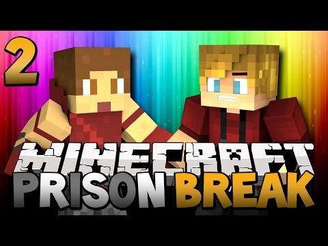 Minecraft Prison Break SECRET SHOP MAZE Season Two Minecraft Jail Break Episode 2