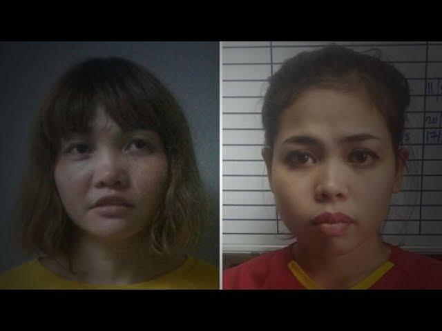 Women on trial for Kim Jong-Nam murder plead not guilty