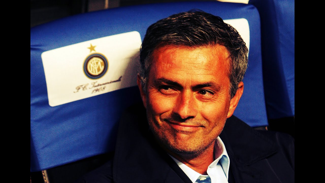 Funny moments with Jose Mourinho - YouTube