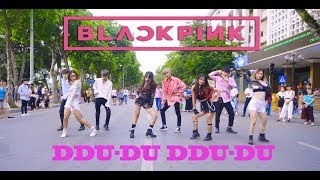 [KPOP IN PUBLIC CHALLENGE] BLACKPINK (블랙핑크) - DDU-DU DDU-DU (뚜두뚜두 ) DANCE COVER by 『FGDance』