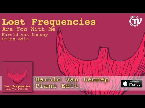 Lost Frequencies - Are You with Me Harold Van Lennep Piano Edit