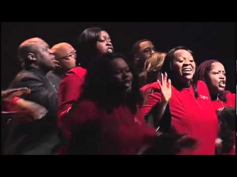 "Selected of God Choir-""Lose Yourself"""