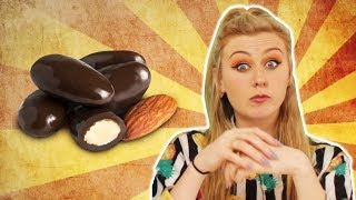 Irish People Try American Nuts