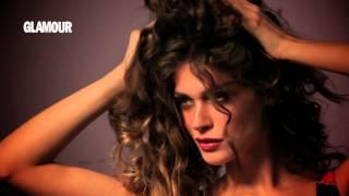 Elisa Sednaoui portada de Glamour mayo 2014