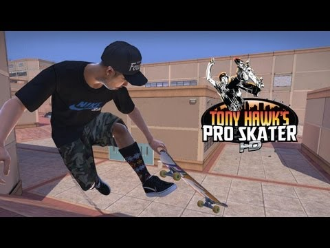 Tony Hawk's Pro Skater HD - GT220 - Video Comentado