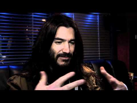 Robb Flynn about his first record: AC/DC's Back In Black