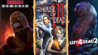 Resident evil 3 - Speedrun Nemesis% + The House Of The Dead + Left 4 Dead 2 - En Español