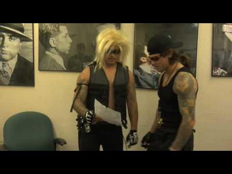 Jeremy Lusk Brian Deegan Dog The Bounty Hunter Video