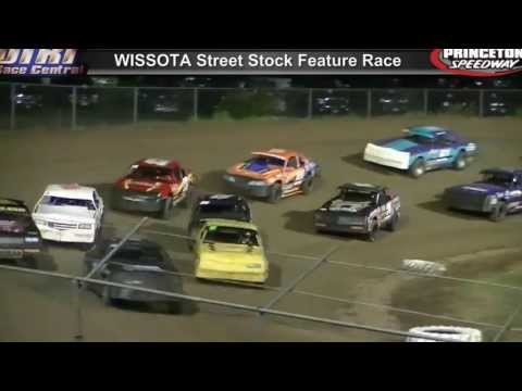 Princeton Speedway 5/31/13 WISSOTA Street Stock Races