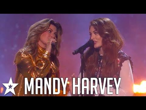 Mandy Harvey | ALL Performances | America's Got Talent | Got Talent Global
