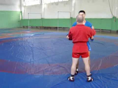 Sambo training and competition higtlights Image 1
