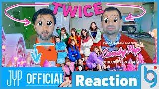 TWICE - Candy Pop MV Reaction [Arabic FANBOYS]