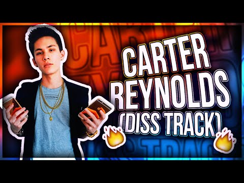 Carter Reynolds Roast ME! (DISS TRACK)