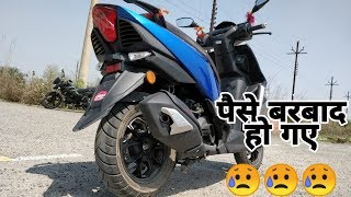 "FINALLY PURCHASE TVS NTORQ 125 | don""t purchase ntorq 125 without watch this video."