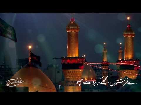 Aye Farishto Mujhe Karbala Lai Chalo - Ali Safdar Noha 2014 video