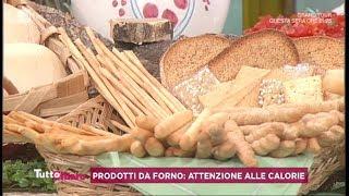 Prodotti da forno: attenzione alle calorie! - TuttoChiaro 13/08/2019