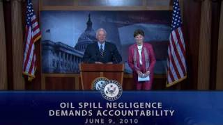 Oil Spill Negligence Demands Accountability
