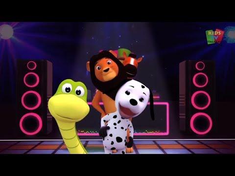 Bob, il treno- Animal Sounds Canzone   Animals Dance   Songs For Children's    Bob The Train