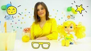Детское видео. Как приготовить лимонад? Рецепты для детей