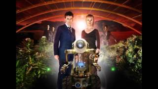 Doctor Who The Waters of Mars Music - Gadget Gadget (Full)