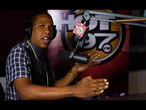 Jay-Z on Dame Dash, Texting Obama, Blue Ivy & More!