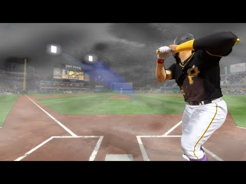 WEIRDEST WEATHER EVER! MLB The Show 19 | Road To The Show Gameplay #141