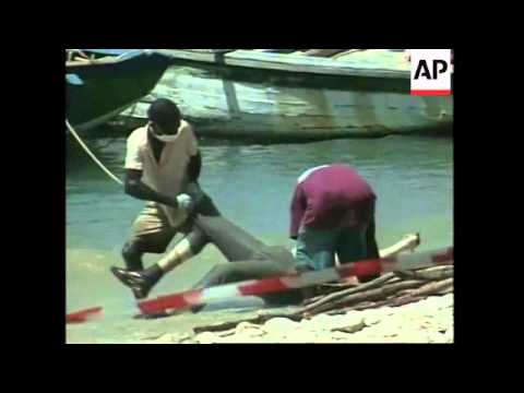 HAITI: BODIES FROM FERRY DISASTER BEGIN WASHING UP ON BEACHES