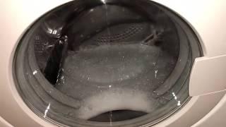 Reinigen einer Waschmaschine