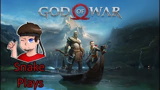 A Deadly Journey for Father and Son! (Snake Plays: God of War 2018) (Backlog Month)