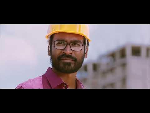 Velai Illa Pattadhaari #D25 #VIP - Title Song | Full Video Song