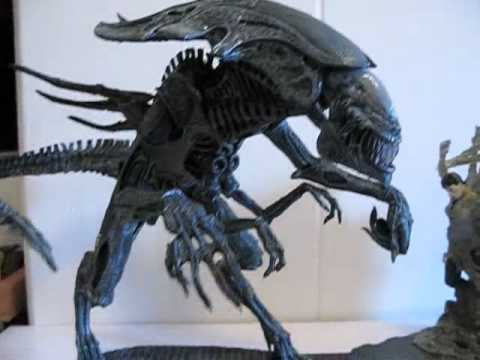 Alien Figure Collection