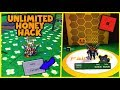 ROBLOX BEE SWARM SIMULATOR HONEY & POLLEN HACK w/ AUTO FARMER! (WORKING)