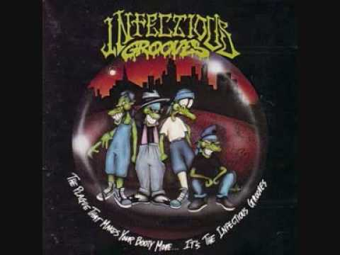 Infectious Grooves - Back To The People