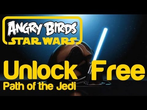 Angry Birds Star Wars - How to Unlock Path of the Jedi for FREE   WikiGameGuides