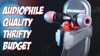 Budget Audiophile: Brainwavz S0 IEM + Krudul Duo Earphone Holder