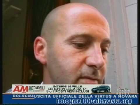 Bologna FC 1909 31/08/2011 Zanzi ufficializza le operazioni di mercato, commento finale del CIV