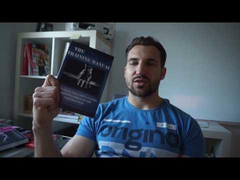 VLOG #10 - 5 Bücher die du gelesen haben musst um maximalen Fitnesserfolg zu haben