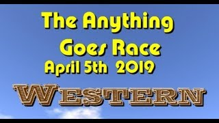 Anything Goes Race 2019  4 5 Western